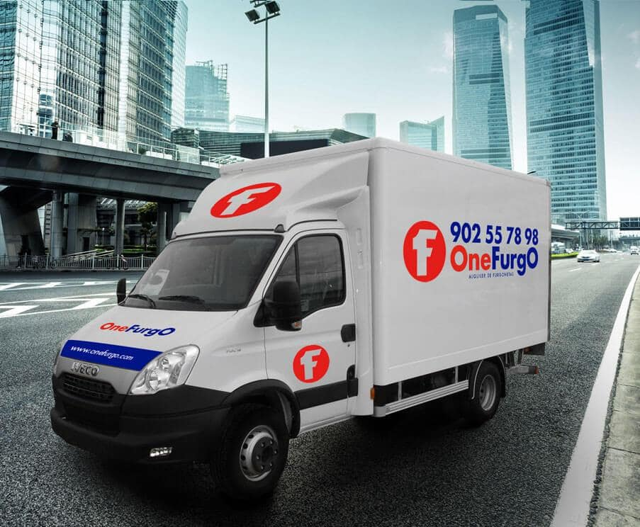 empresa alquiler furgonetas