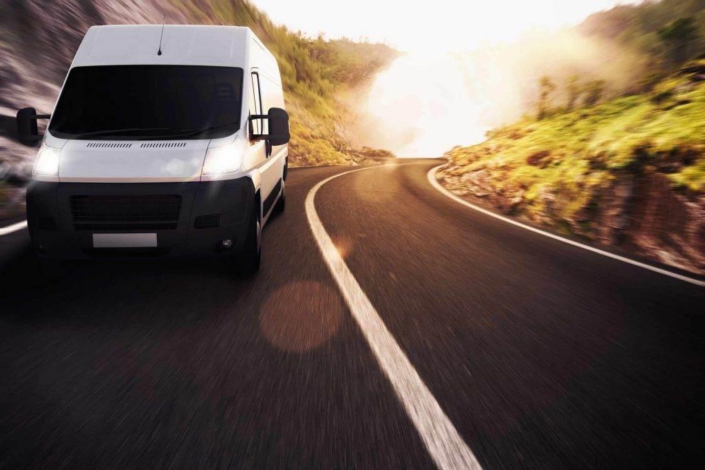Alquilar una furgoneta para mudanza en Toledo
