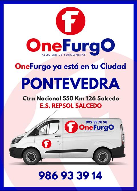 NUEVA OFICINA EN PONTEVEDRA
