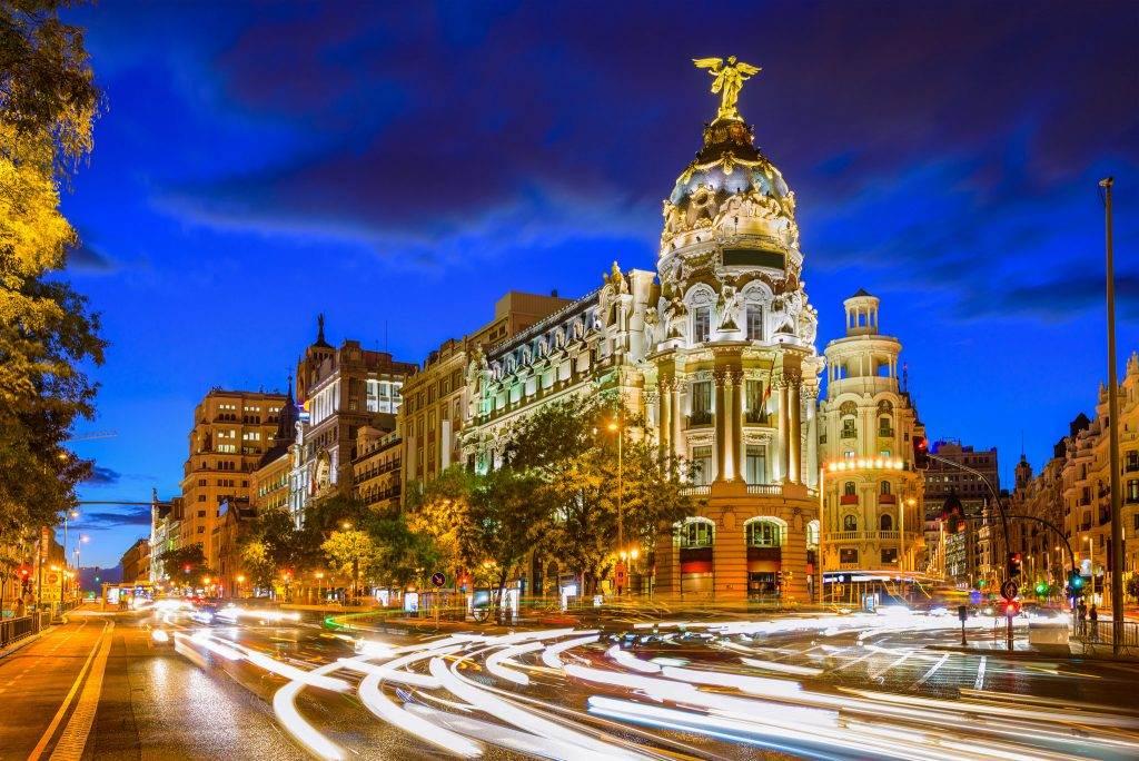 ¿Necesitas alquilar una furgoneta en Madrid?