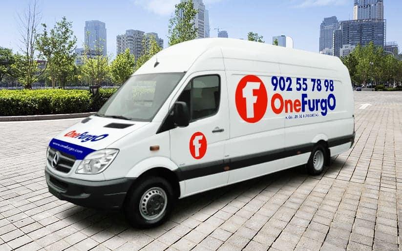 Características de nuestras furgonetas extragrandes