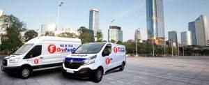 furgonetas en alquiler de OneFurgO
