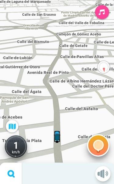 Trucos de navegación de Waze para tu furgoneta
