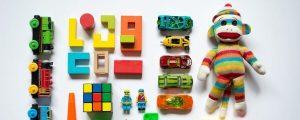 juguetes para pequeños