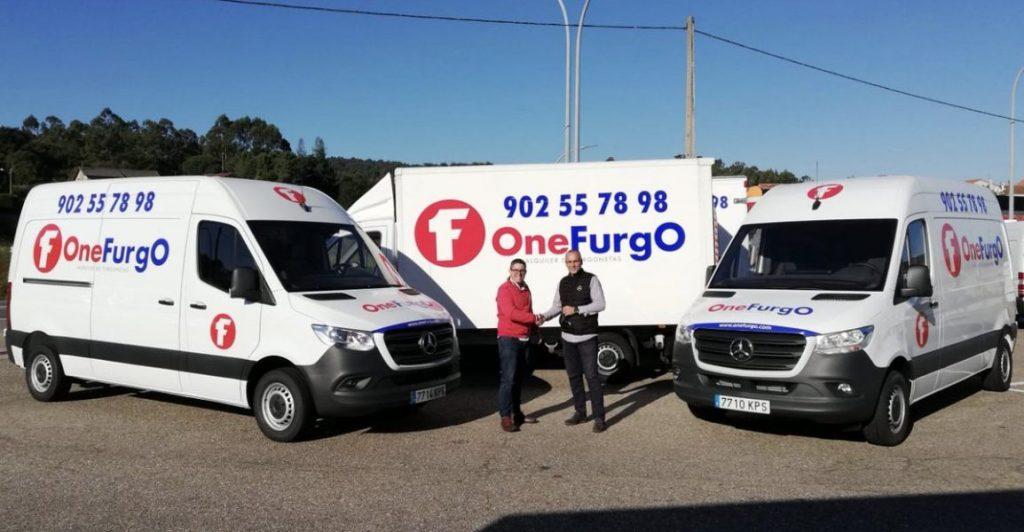 Alquiler furgonetas baratas Madrid