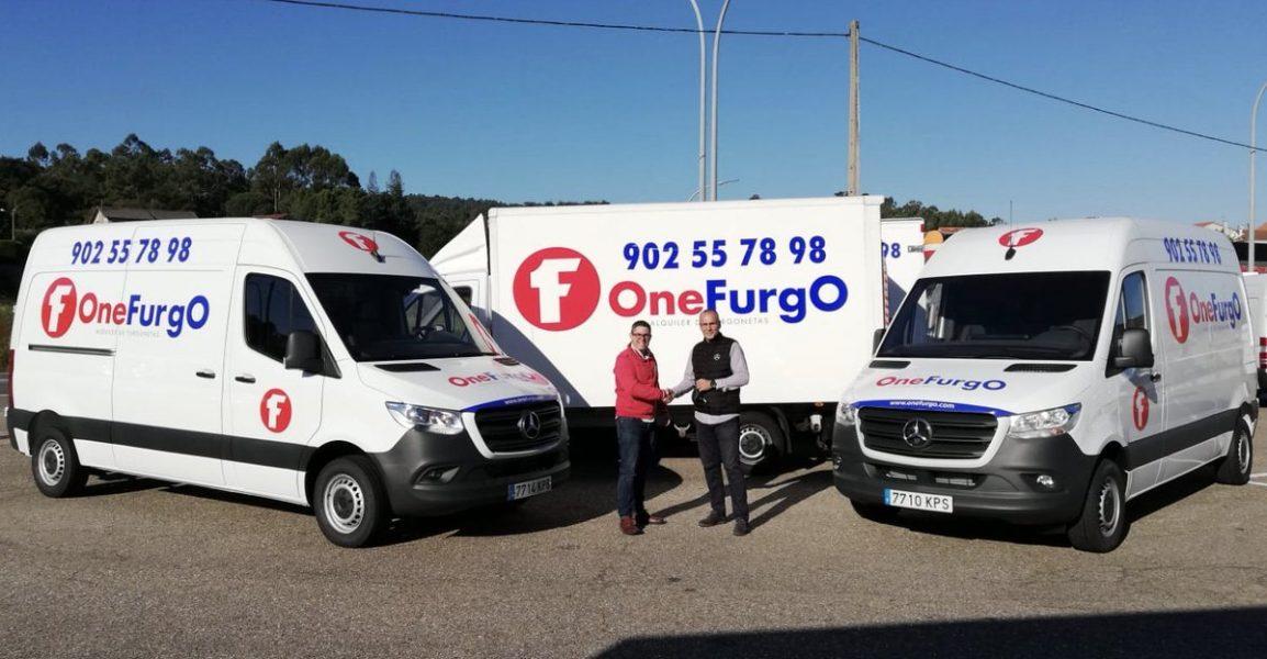 Tipos de furgoneta de alquiler en Málaga
