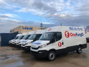 Requisitos legales para alquilar una furgoneta en Madrid