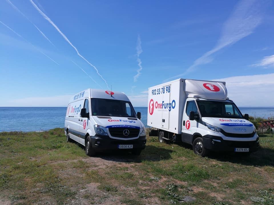 Alquilar furgoneta por horas, días o semanas en Málaga