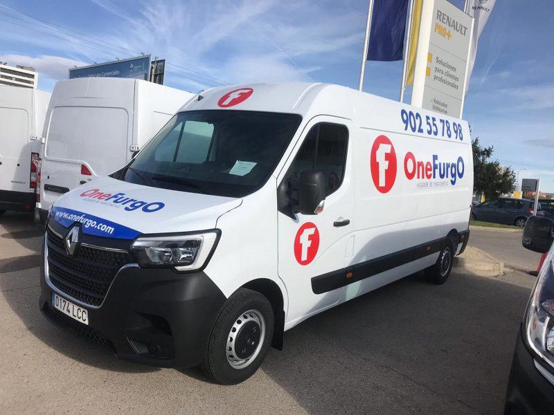 Aspectos importantes a la hora de alquilar una furgoneta en Madrid