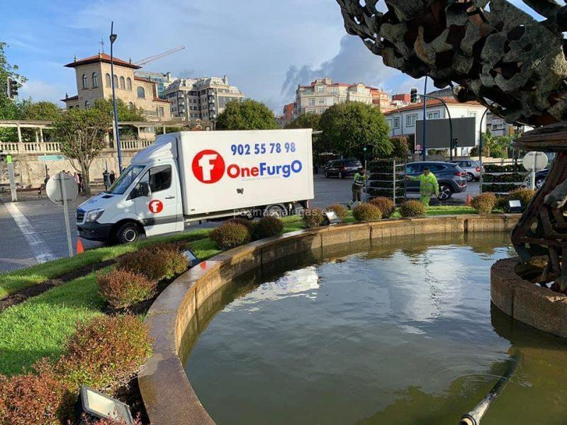 Descubre Galicia en furgoneta de alquiler